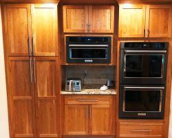 Kitchen Cooking Center Cabinets